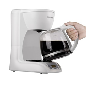 Coffee Machine Sneak-a-cup technology
