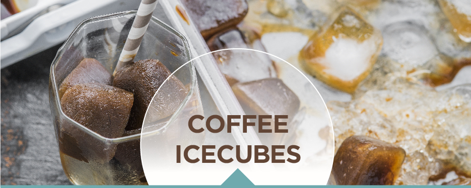 Coffee Icecubes