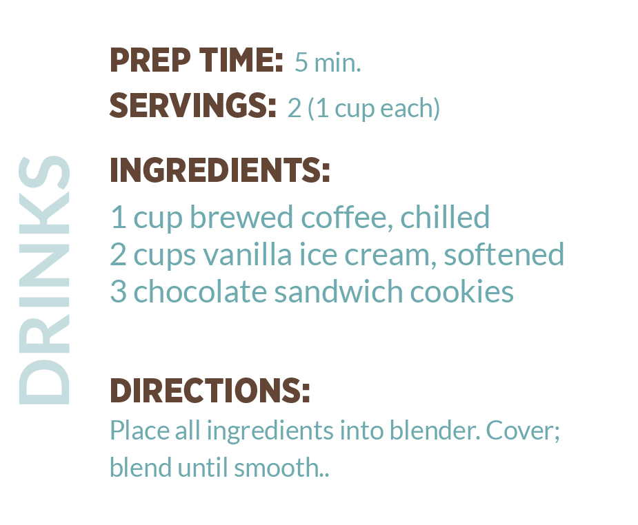 Coffee House Cookies N' Cream Recipe