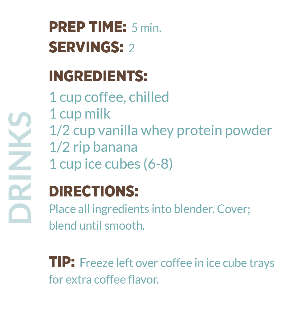 Wake-me-up Smoothie Recipe