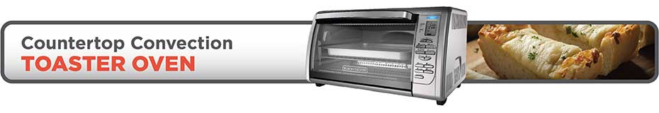 countertop convection toaster oven cto6335