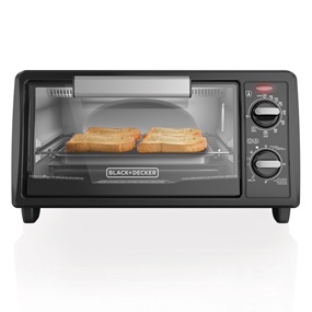 TO1342B 4 Slice Toaster Oven Prd5