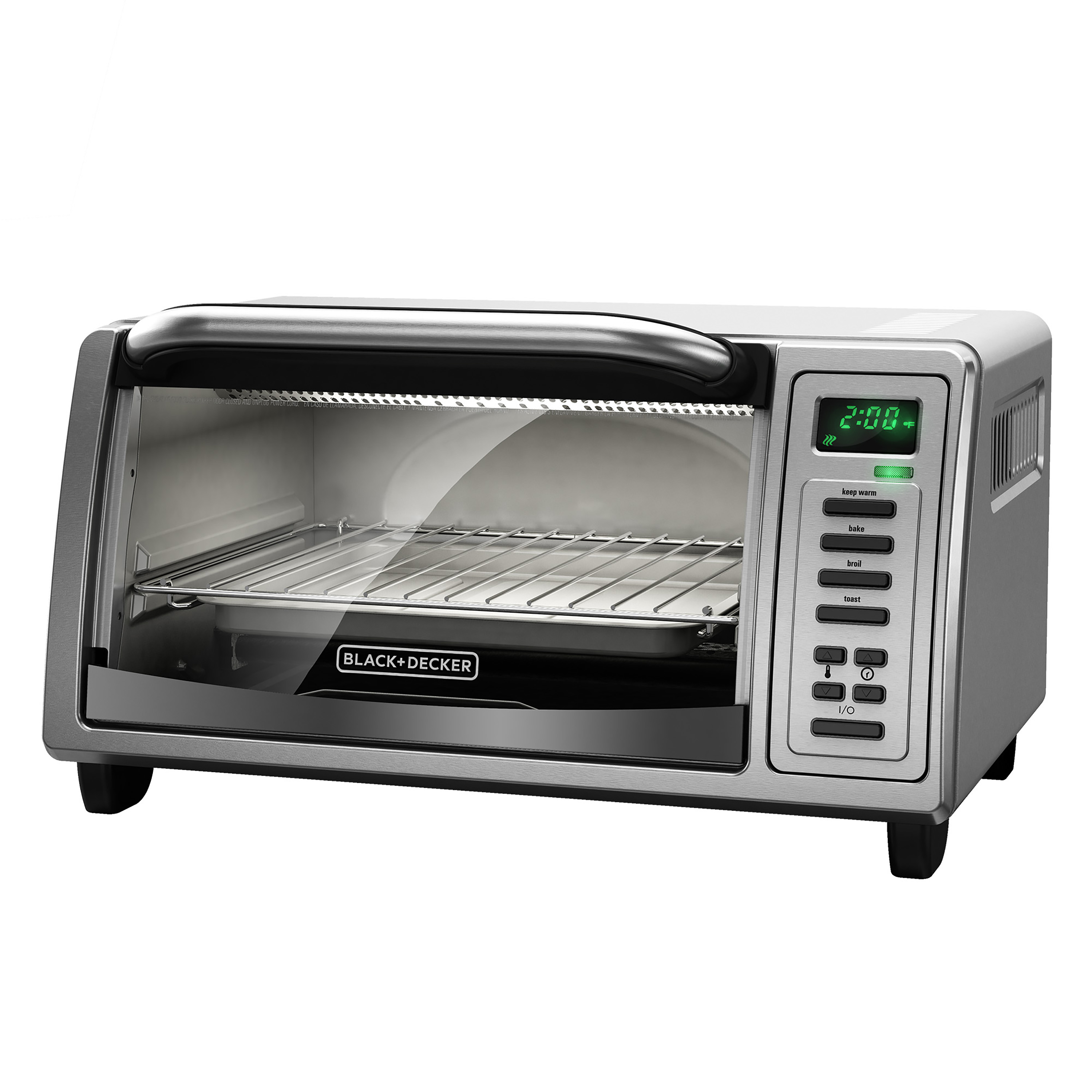 TO1380SS Toaster Oven