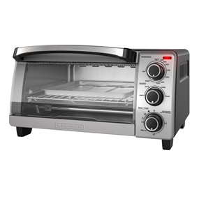 Natural Convection 4-Slice Toaster Oven TO1755SB