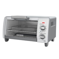 Crisp N Bake Air Fry 4 Slice Toaster Oven, TO1785SG
