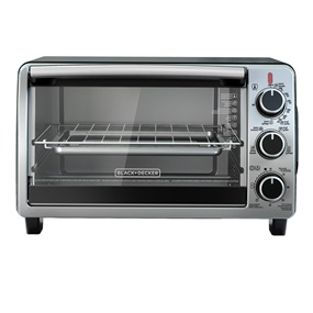 6 Slice Convection Oven, Stainless Steel, TO1950SBD