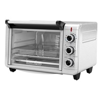 BLACK+DECKER™ Crisp 'N Bake Air Fry Toaster Oven, TO3215SS