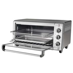 TO3255XSS Crisp 'N Bake Air Fry Toaster Oven