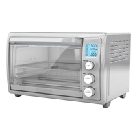 TOD5035SS Crisp 'N Bake Air Fry Countertop Oven with No Preheat, Stainless Steel