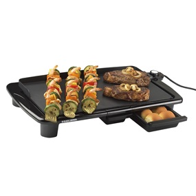 Black and Decker family sized griddle