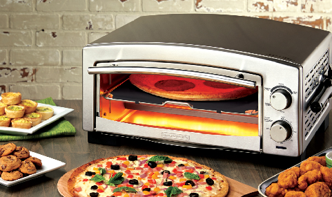 5 Minute Pizza Oven Amp Snack Maker P300s Pizza Oven