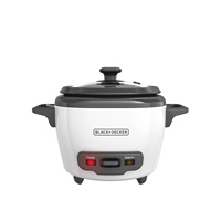 RC503 BLACK+DECKER™ 3-Cup Rice Cooker