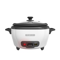 RC506 BLACK+DECKER™ 6-Cup Rice Cooker