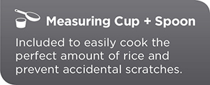 Measuring Cup And Spoon