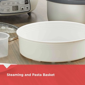 steaming and pasta basket rcd514