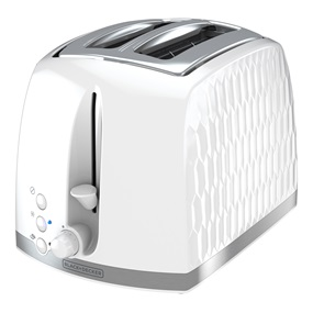 Honeycomb Collection 2-Slice Toaster