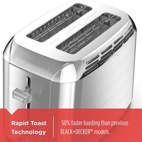 TR3500SD 2-Slice Toaster Rapid Toast