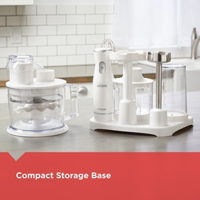 compact storage base