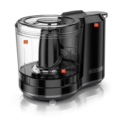 HC150B Black + Decker Food Prep Chopper
