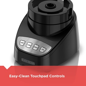 FP4100B Easy Clean Touchpad Controls