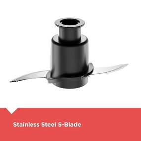 FP4100B Stainless Steel S-Blade