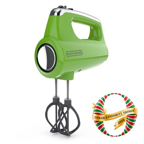 Oprah's Favorite Things 2018 Helix Hand Mixer Lime
