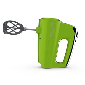 Helix Performance Premium Hand Mixer Lime Side View