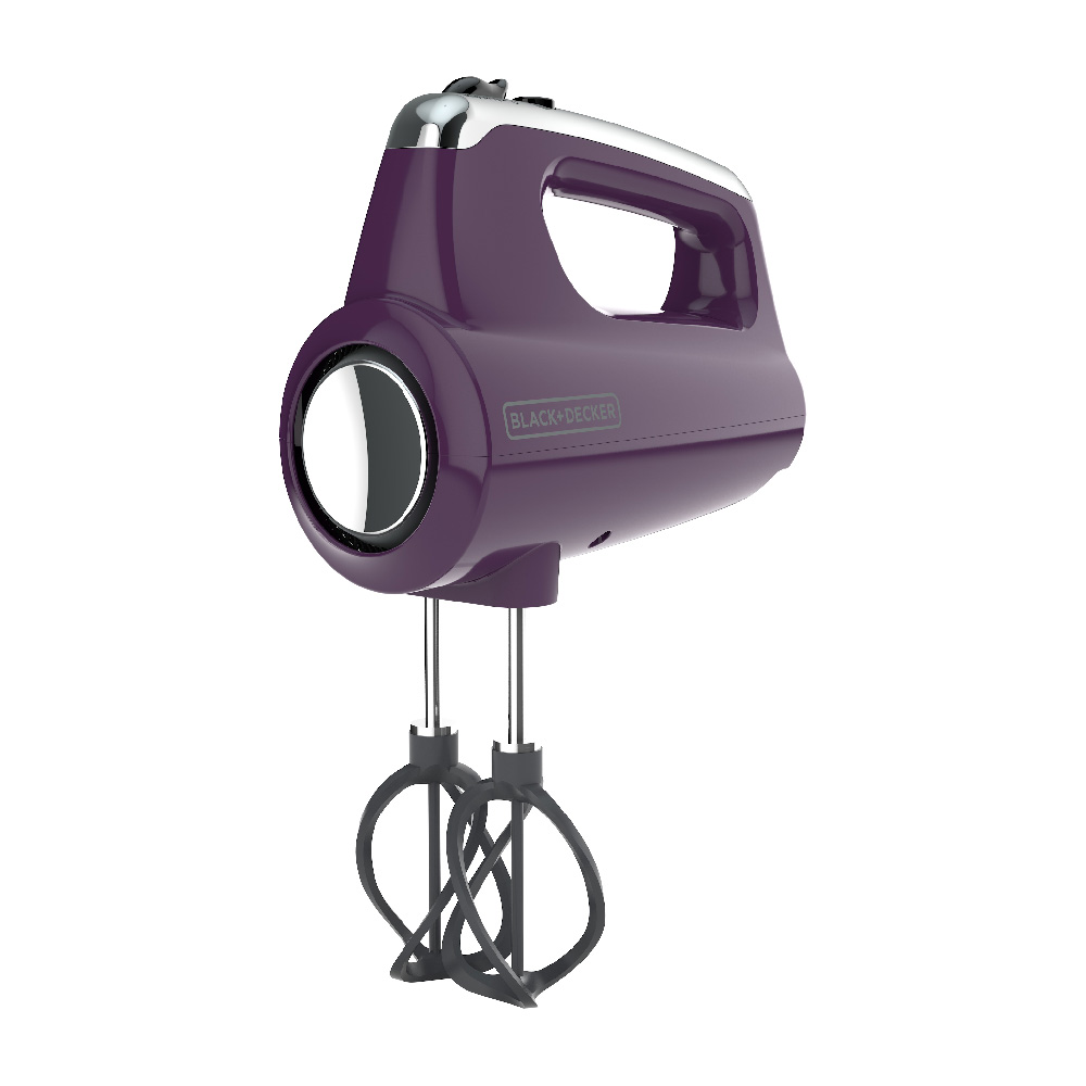 purple hand mixer