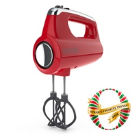 Oprah's Favorite Things 2018 Helix Hand Mixer Red