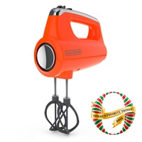 Oprah's Favorite Things 2018 Helix Hand Mixer Orange