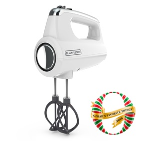Oprah's Favorite Things 2018 Helix Hand Mixer White