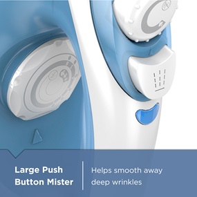 large push button mister f210