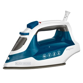 Easy Steam Compact Iron, Blue