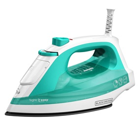 Light 'N Easy™ Compact Steam Iron, Teal