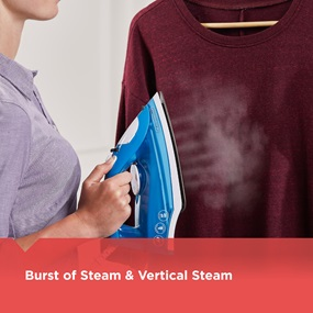 Burst of Steam and Vertical Steam