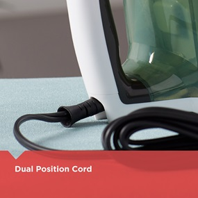 dual position cord