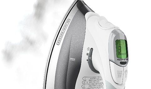 D2030 Digitial Advantage Professional Steam Iron