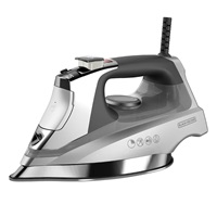 D3032G Allure™ Professional Steam Iron, Gray