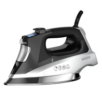D3060 Allure™ Digital Professional Steam Iron, Black