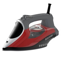 D3500 Advanced Temperature Iron, Red