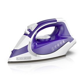 Light 'N Go Cordless Iron, Purple, ICL500