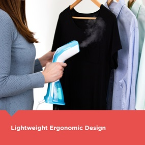 Lightweight Ergonomic Design