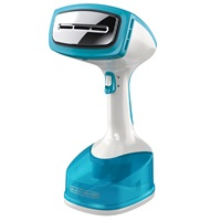 HGS312 2-in-1 Steam & Iron Handheld Steamer & Press Plate