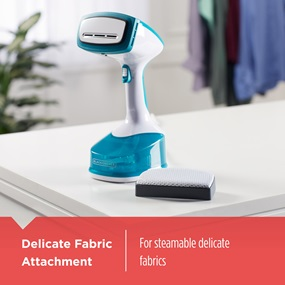 Delicate Fabric Attachment - For steamable delicate fabrics