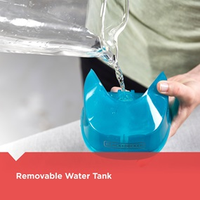 Removable Water Tank