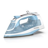 BLACK+DECKER™ One Step Steam Cord Reel Iron, Blue/Grey, ICR15X