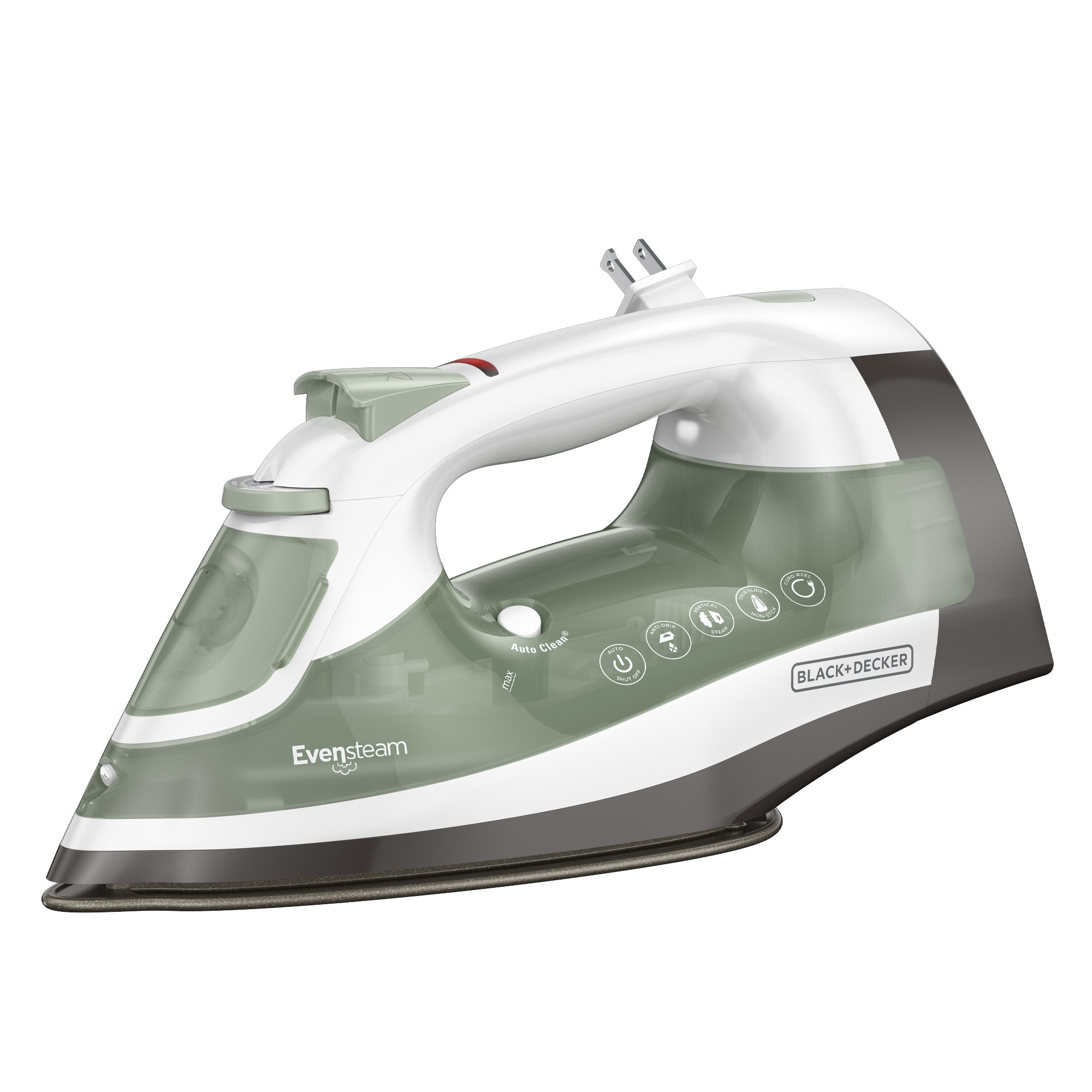 ICR17X One Step Cord Reel Steam Iron