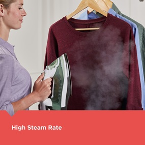 High Steam Rate