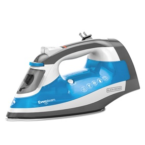 ICR19XS One Step Steam Cord Reel Iron, Blue
