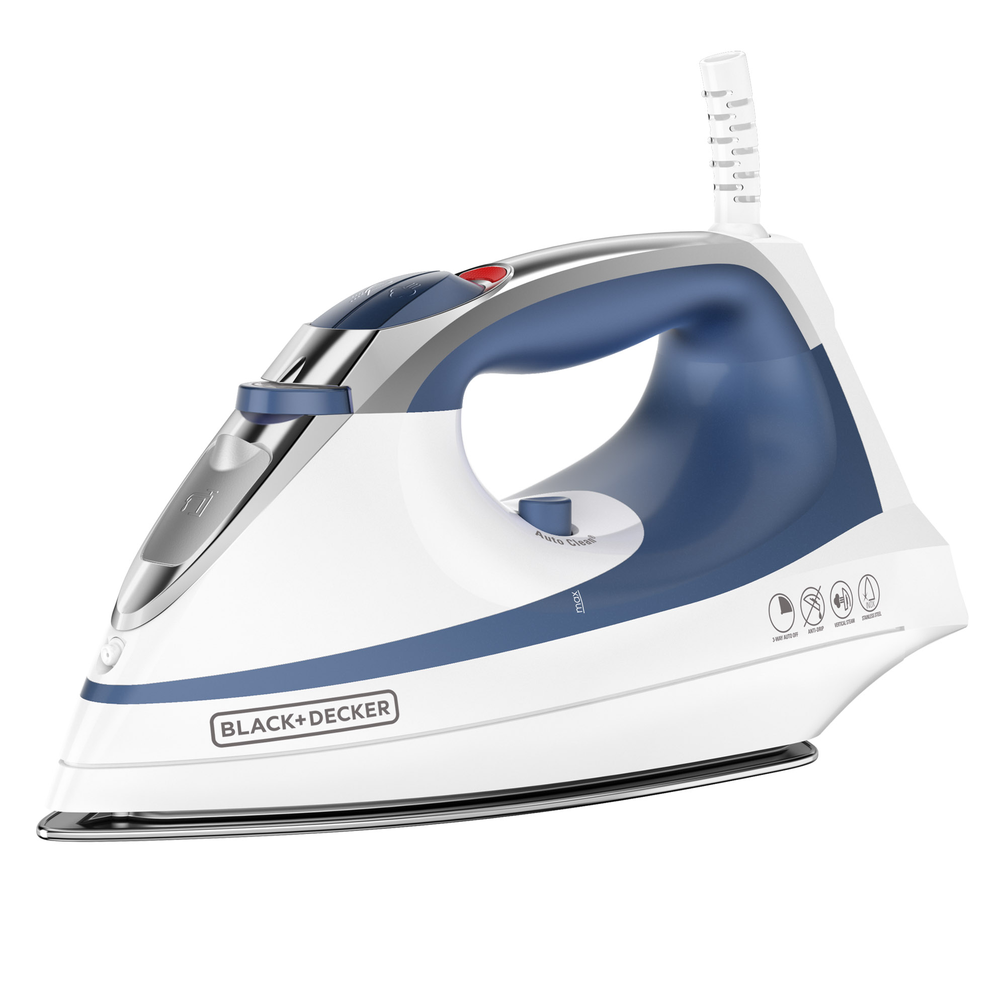 IR1070S Steam Advantage™ Traditional Iron, Blue